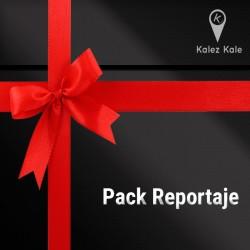 Pack Reportaje